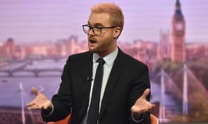 Chris Wylie. a former research director at Cambridge Analytica, who blew the whistle on the company