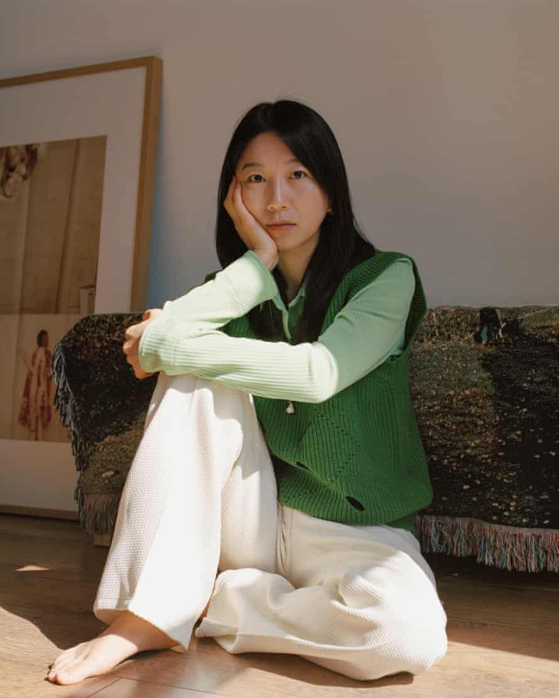 Yeon You, fashion stylist, Hackney Central.