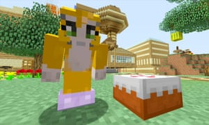 Stampy has inspired children to make their own Minecraft YouTube videos.