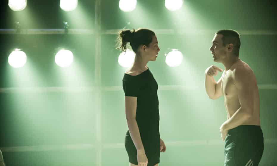 Annes Elwy (Jenny) and Jake Davies (Bobbie) in Yen