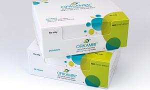 Cystic Fibrosis drug Orkambi