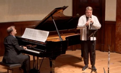Nicholas Daniel/Julius Drake - Wigmore Hall lunchtime series review
