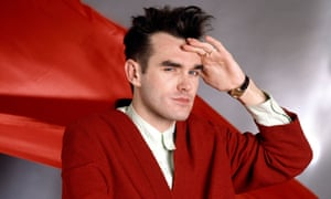 A gateway to terrible bands ... Morrissey.