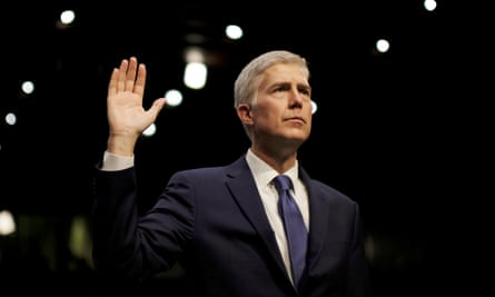 Neil Gorsuch, nominated by Donald Trump, never ruled on an abortion rights case during his 10 years as an appeals court justice.