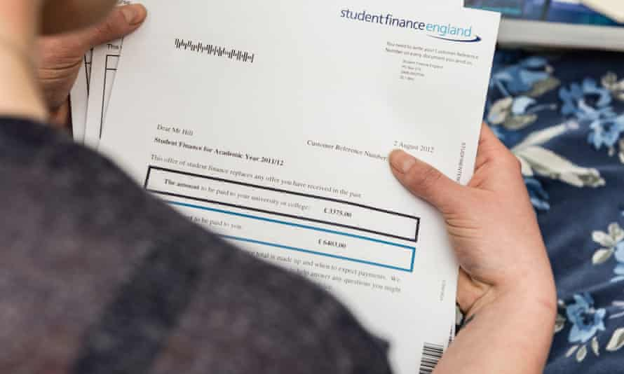 Tackling the paperwork that comes with student finance and applying for loans