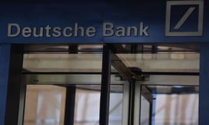 The US headquarters of Deutsche Bank in New York City.