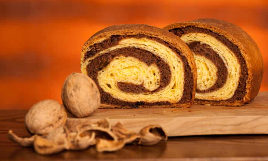 Potica, the Slovenian dessert favoured by Pope Francis