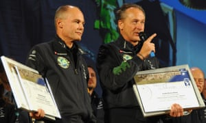 Bertrand Piccard and André Borschberg have announced Solar Impulse will continue its round-the-world flight attempt.