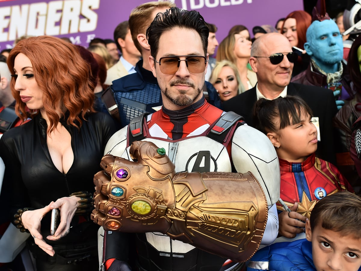 Epic On Every Level Readers Avengers Endgame Reviews With Spoilers Avengers Endgame The Guardian