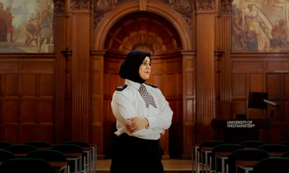 Constable Nor, a PhD student and part-time teacher, has worked with SO15, the Metropolitan police's counterterrorism command.