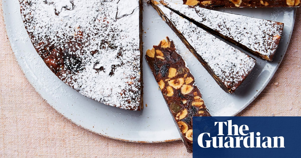 Meera Sodha's Christmas recipe for vegan chocolate panforte | The new vegan