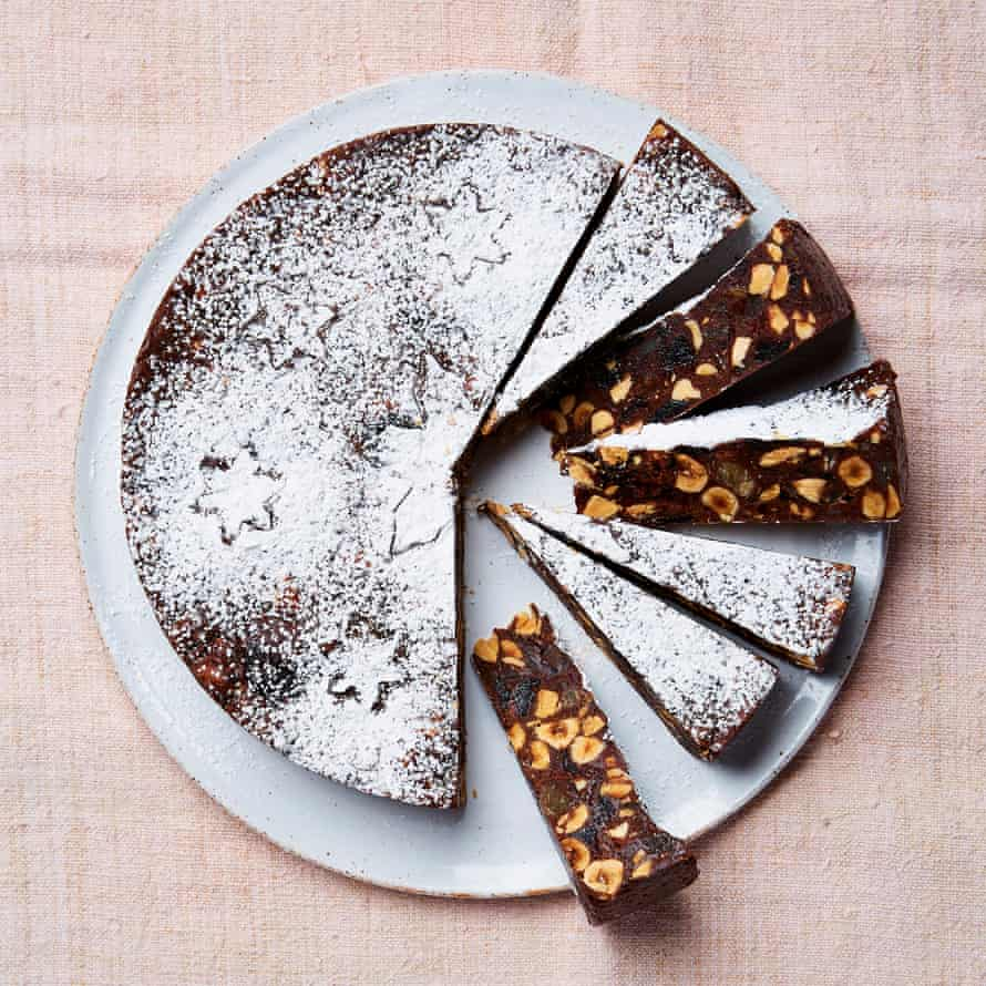 Meera Sodha's chocolate panforte