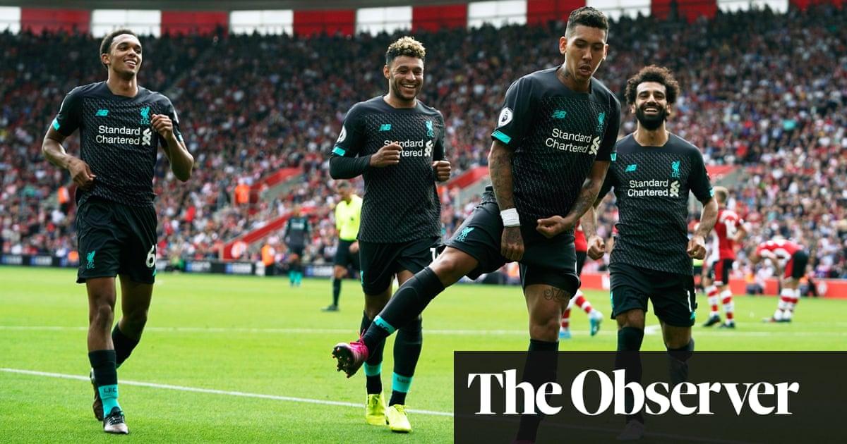 Sadio Mané returns to haunt Saints and help Liverpool to nervy win