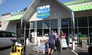 The winning Powerball ticket was sold at the Pride Market on Montgomery Streetin Chicopee, Massachusetts.
