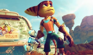 Pacing, personality and energy are superbly implemented in Ratchet n Clank.