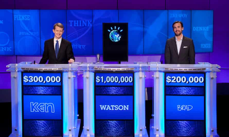 The Systematized Intelligence Lab is headed by David Ferrucci, who previously led IBM's development of Watson, the supercomputer that beat humans at Jeopardy! in 2011.