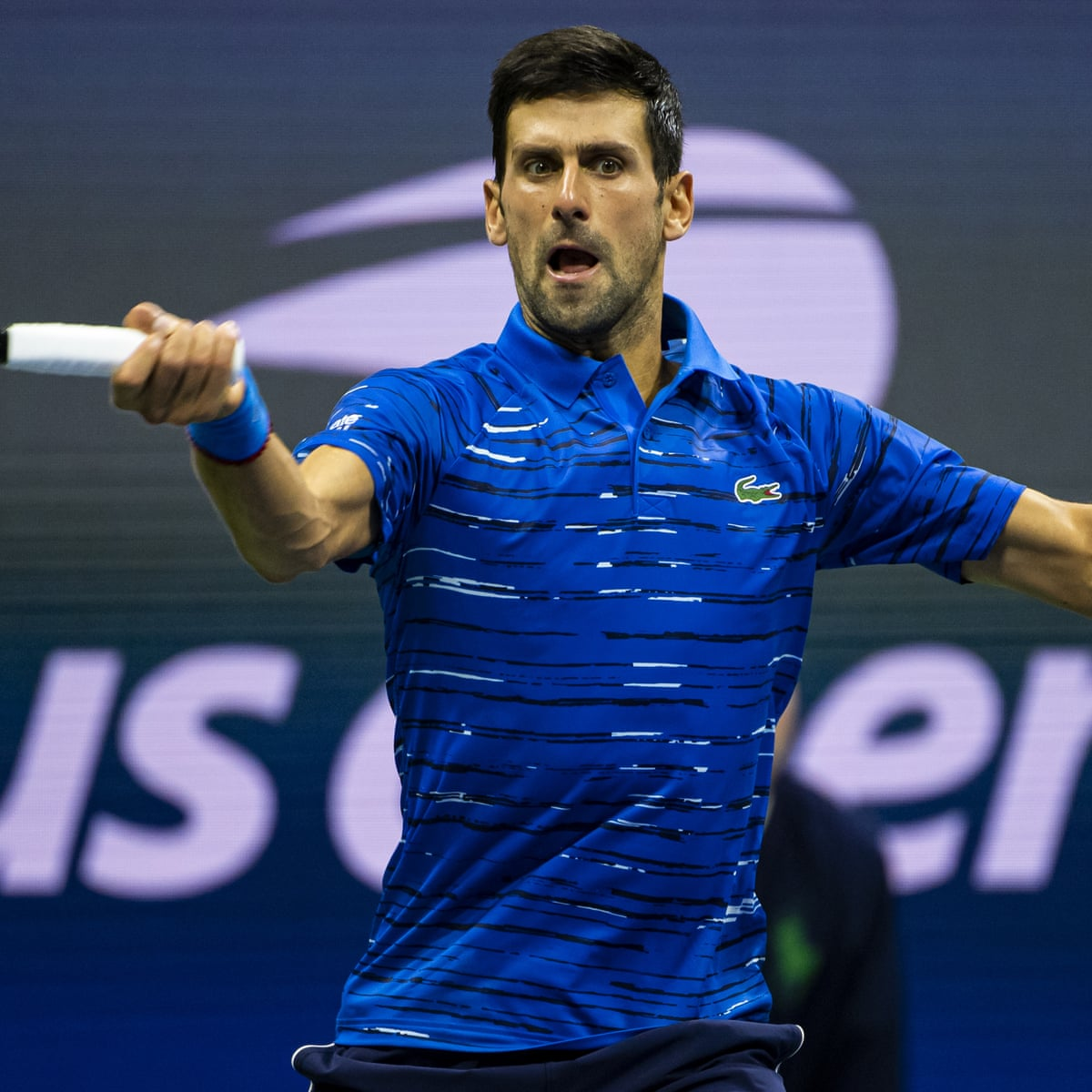 Novak Djokovic Will Decide Whether To Join Us Open Exodus In Next Few Days Sport The Guardian