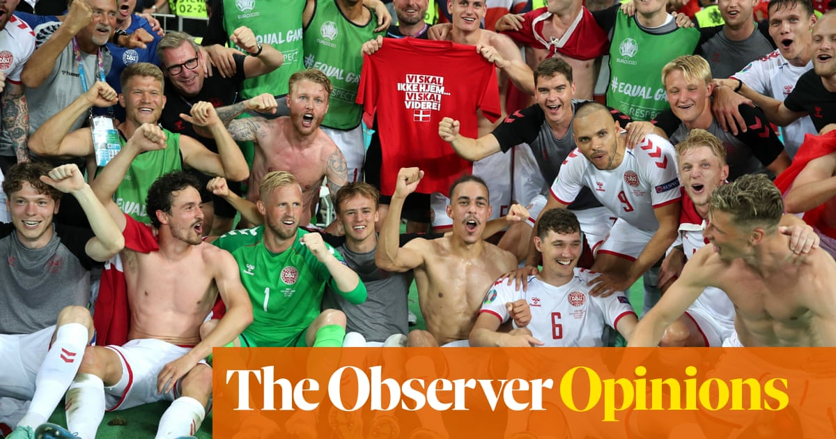 Denmark's Euro 2020 run is built on class and coaching, not just team spirit | Andy Hunter