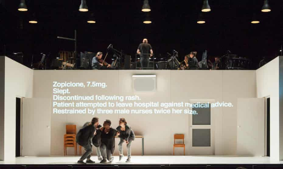 'Lucidity and terror': Royal Opera's 4.48 Psychosis at the Lyric Hammersmith.