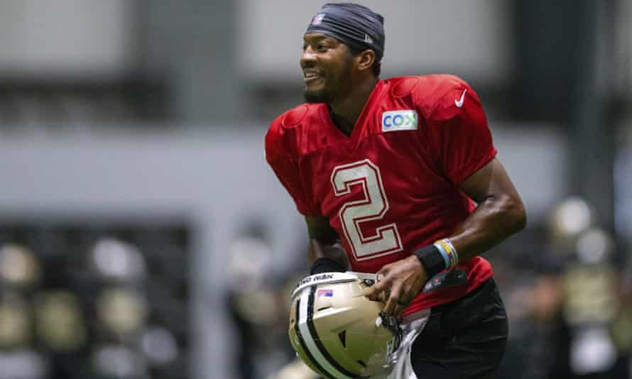 Jameis Winston has a chance to establish himself at a team led by Drew Brees for years