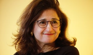 """Nemat """"Minouche"""" Shafik, then-deputy governor for markets and banking at the Bank of England, in 2015. She is now director of the London School of Economics."""
