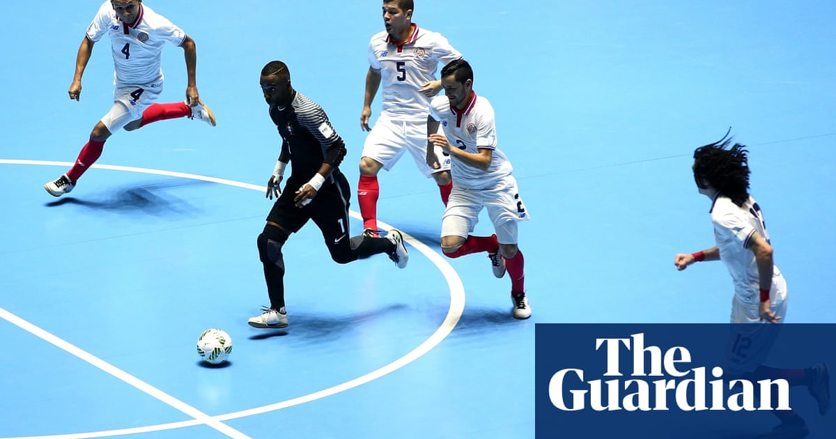 9c7bab73fa Can futsal deliver a world-class US soccer star from the inner city ...