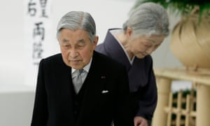 Japan's emperor strikes more apologetic tone than Abe over