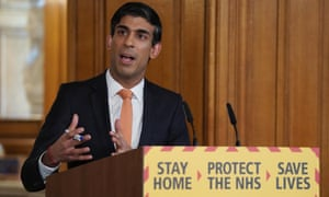 It was left to chancellor Rishi Sunak to be the voice of reason after Knight's comments about Premier League clubs.