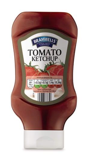Bramwells Ketchup