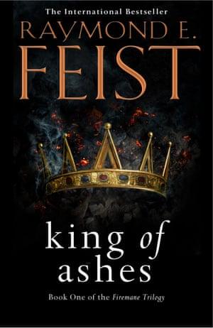 Raymond E Feist's King of Ashes.