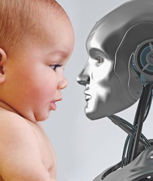 How Twisted Eearly Childhood Education >> How Babies Learn And Why Robots Can T Compete News The Guardian