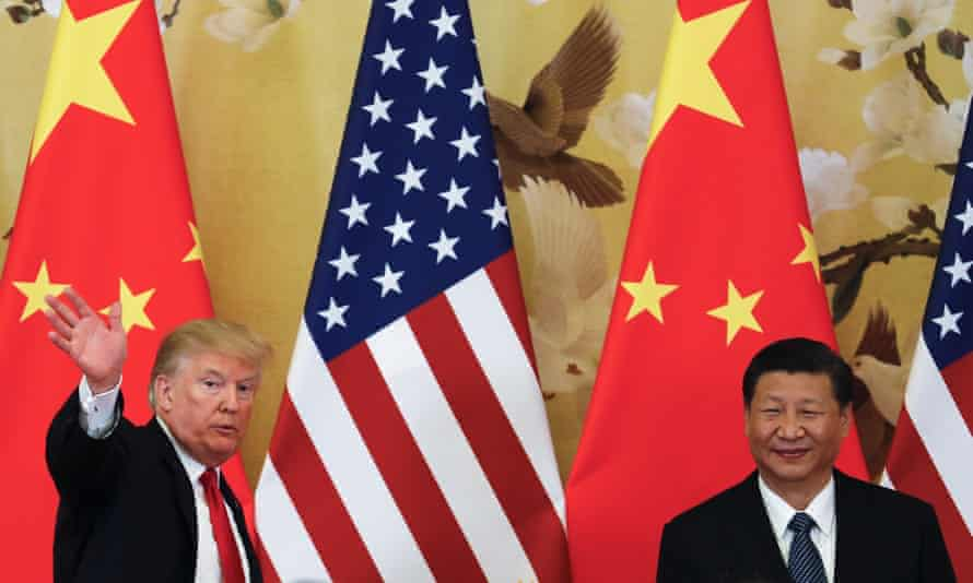 Trump's relationship with Xi, whom he invited to a get-to-know-you summit in April, proved a one-sided affair