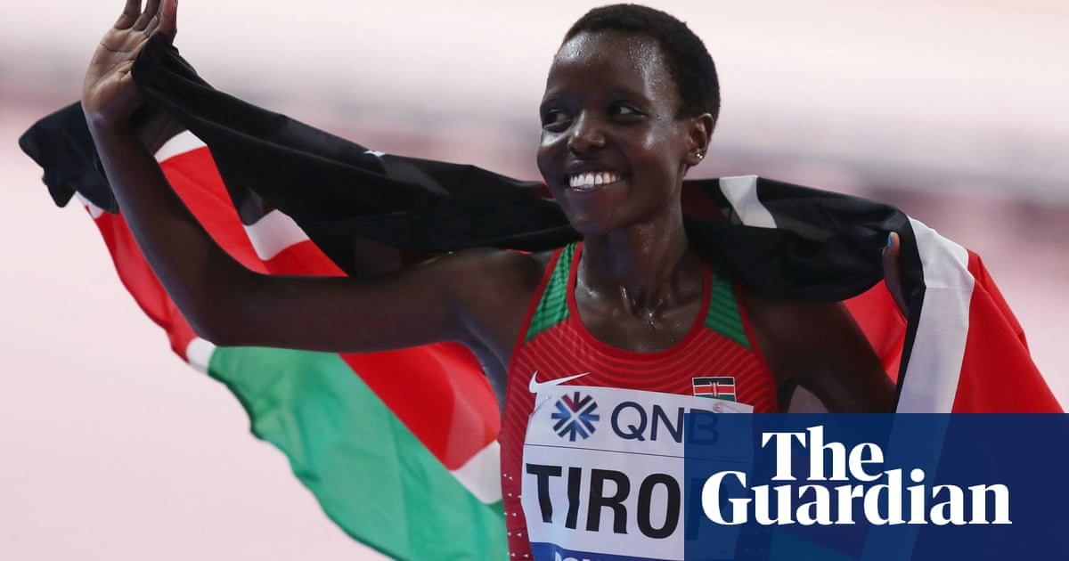 Agnes Tirop: world record holder found dead at home as Kenya police seek husband