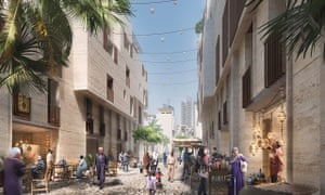 """According to Sherif Algohary, of the Egyptian government's Informal Settlements Development Facility, Foster + Partners' masterplan will alter the """"economic situation"""" of the neighbourhood."""