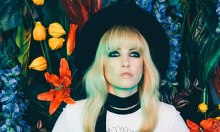 Ladyhawke: 'I'm actually an ordained minister in America – I've married my friends. I'm called Minister Ladyhawke'