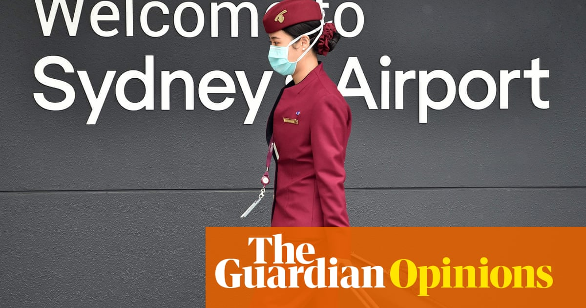 Australia must eventually face reality: live with Covid or become a hermit nation