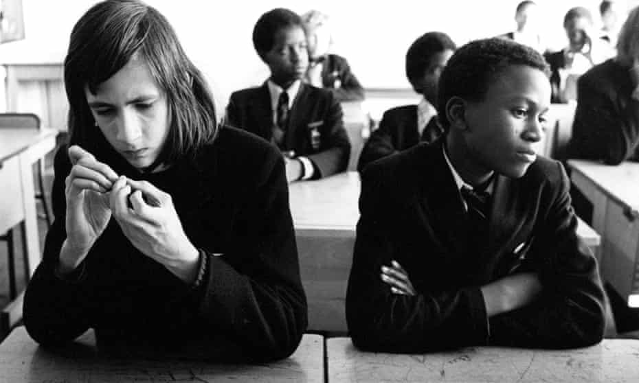 Secondary school pupils, 1970