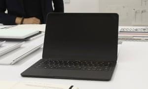 Google's new Pixelbook Go ChromeOS laptop has a new super-quiet keyboard.