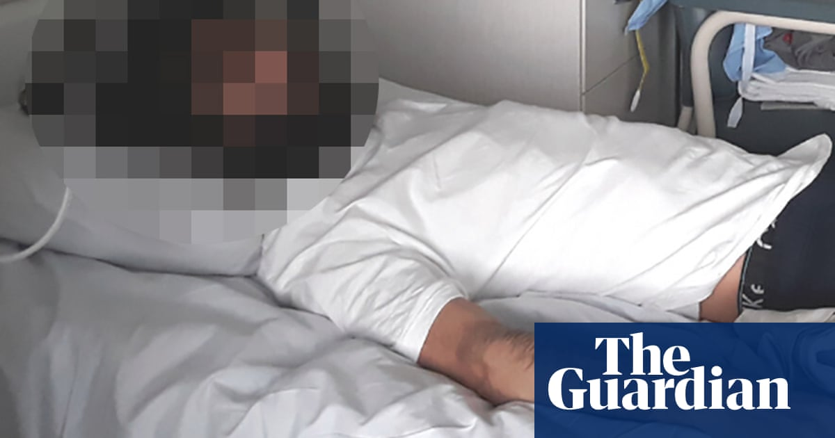 UN urges Australia to release dangerously ill refugee who has 'given up on living' after eight years