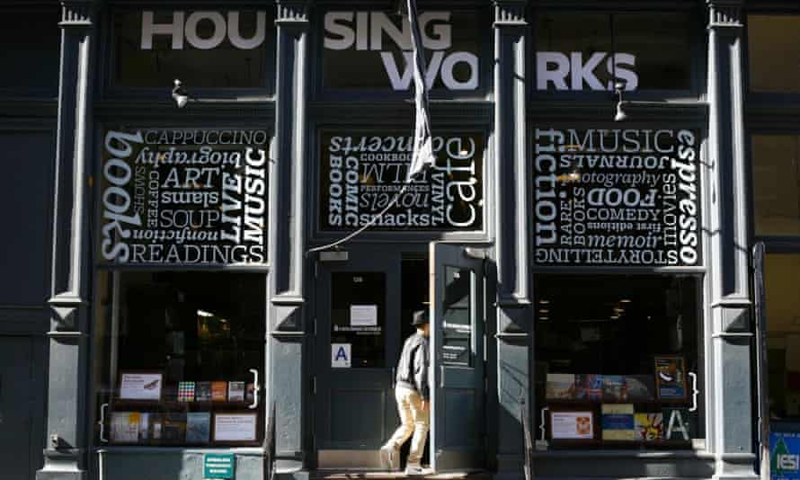 Housing Works Bookstore