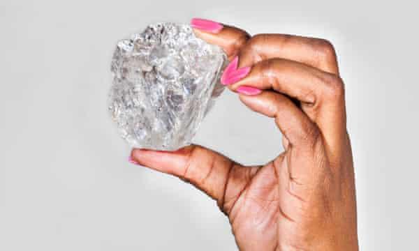 1,111 carat diamond found in November 2015