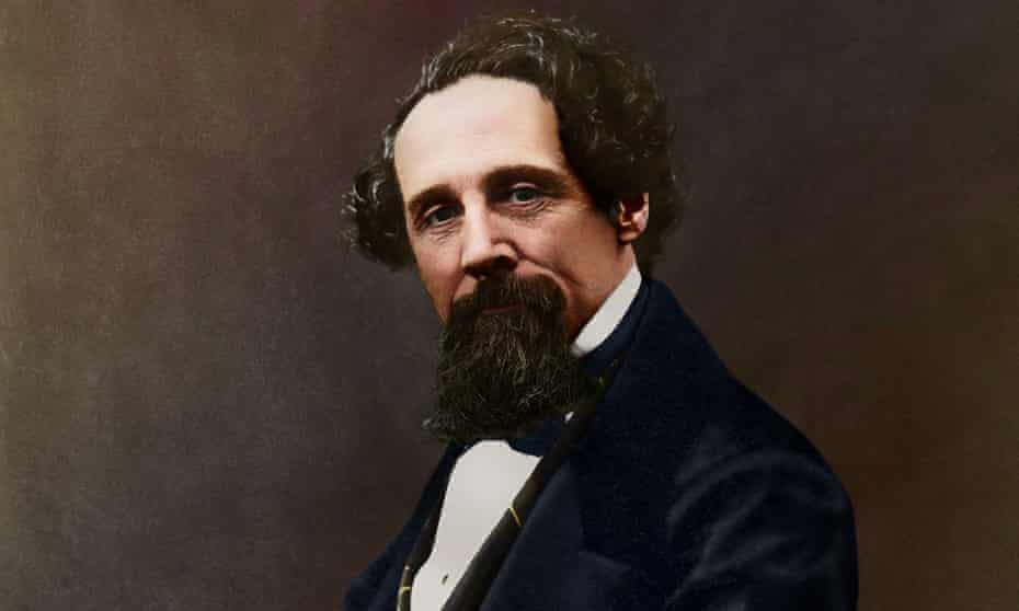 'Painstaking process of creation': Charles Dickens in the 1850s