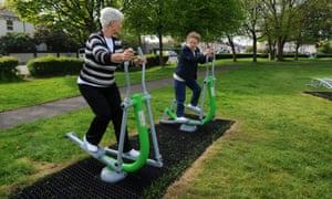 Those aged 65 are seeing their healthy life expectancy increase.