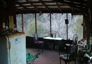 Virgil's home in central Arizona.
