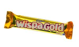 Wispa Gold bar