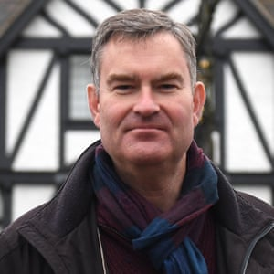 "BRITAIN-EU-BREXIT-VOTE-INDEPENDENTSFormer conservative MP, David Gauke, poses for a photograph as he canvasses for support to become an Independent MP in the constituency of South West Hertfordshire, in Tring, northwest of London, on November 26, 2019, ahead of the December 12 general election. - Only a few months ago, David Gauke was a Conservative minister. Now he's standing in Britain's upcoming election as an independent, hoping to deprive the party and its prime minister of victory. ""With a majority, Boris Johnson would be able to proceed with a reckless course of action over Brexit,"" Gauke told AFP he handed out leaflets on a damp afternoon in Tring. (Photo by Daniel LEAL-OLIVAS / AFP) (Photo by DANIEL LEAL-OLIVAS/AFP via Getty Images)"