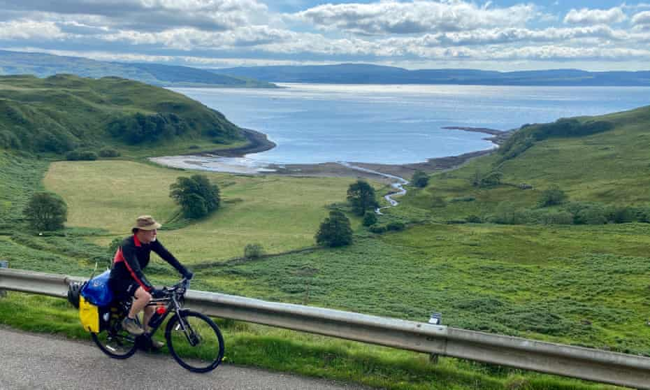Miles and isles: our big Scottish bike ride   Cycling holidays   The Guardian