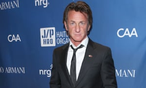 Something to crow about ... Sean Penn has joined the voice cast of the Angry Birds movie.