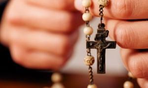 Erica Garza, who was raised Catholic, says: 'The first time I masturbated I felt immense pleasure and immense shame at the same time.'