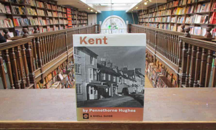 The Shell Guide to Kent by Pennethorne Hughes